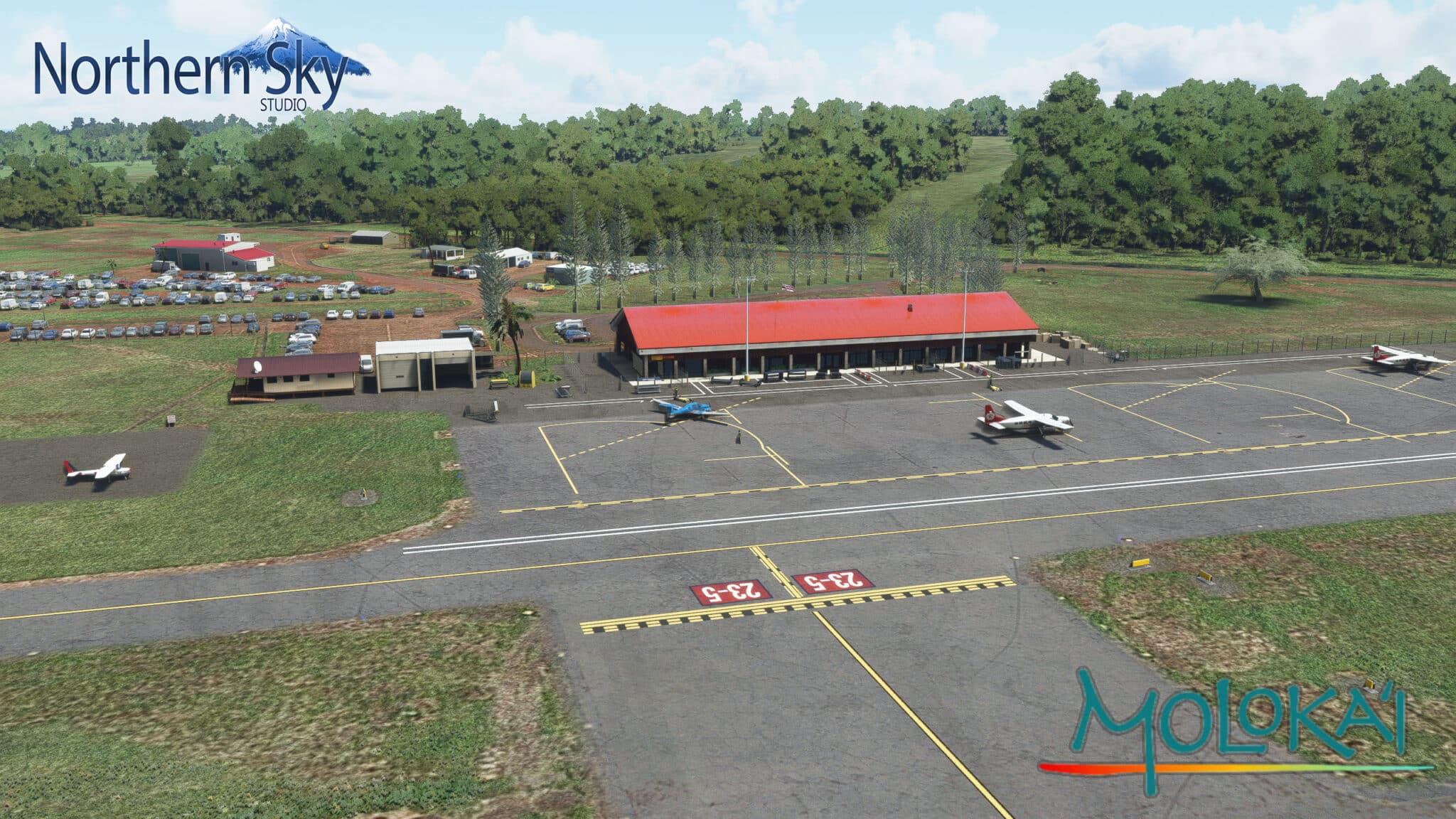 Northern Sky Studio – Molokai Airports MSFS