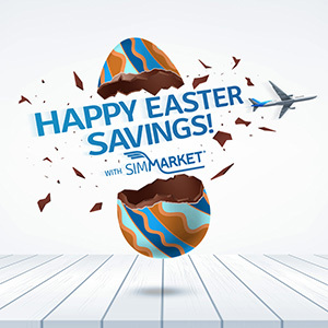 Happy Easter Savings with simMarket