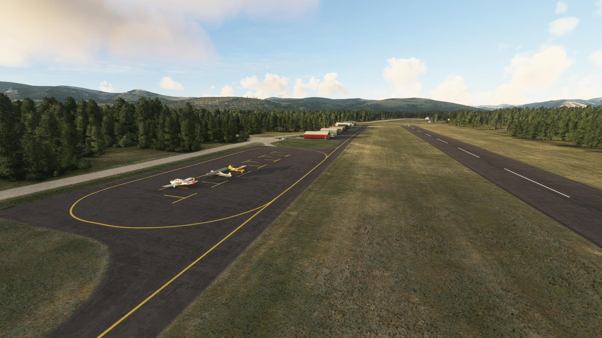 Echo Sierra Kilo – Lincoln Airport S69 MSFS
