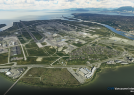 FSimStudios – Vancouver CYVR for MSFS and P3D5 P3D4