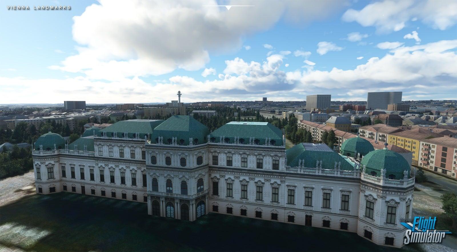 Prealsoft – Vienna Landmarks MSFS Update 1.2