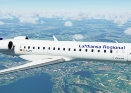 Review: Digital Aviation / Aerosoft CRJ 550/700 (MSFS)