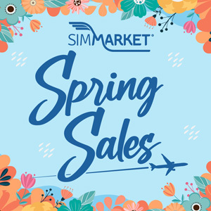 Spring Sales at simMarket