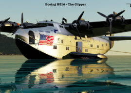 Pilot's FSG – Boeing B314 The Clipper Pro P3D5 P3D4