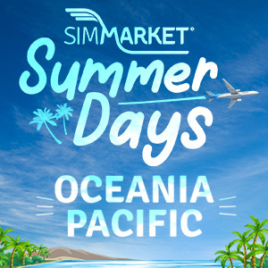 Summer Days - Oceania Pacific MSFS