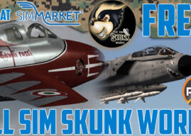 FREE : All P3D Aircraft of Sim Skunk Works
