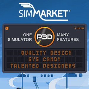 Quality Design for P3D at simMarket