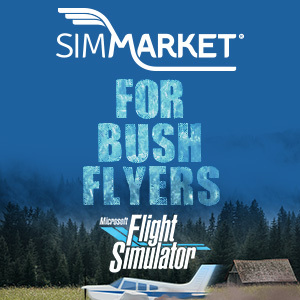 Bush for Flyers MSFS at simMarket